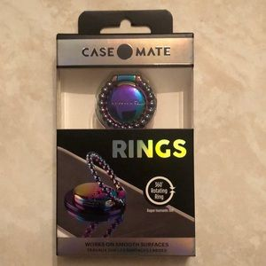 🎉HP🎉Case-Mate Smartphone Iridescent Dotted Ring